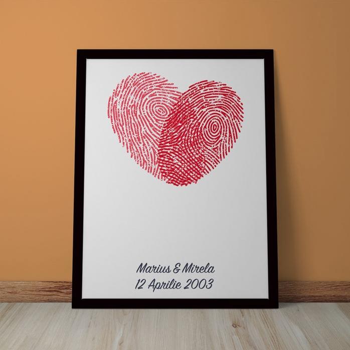 Tablou Personalizat Inima