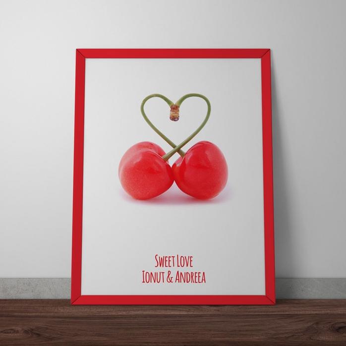 Tablou Personalizat Inima Dulce