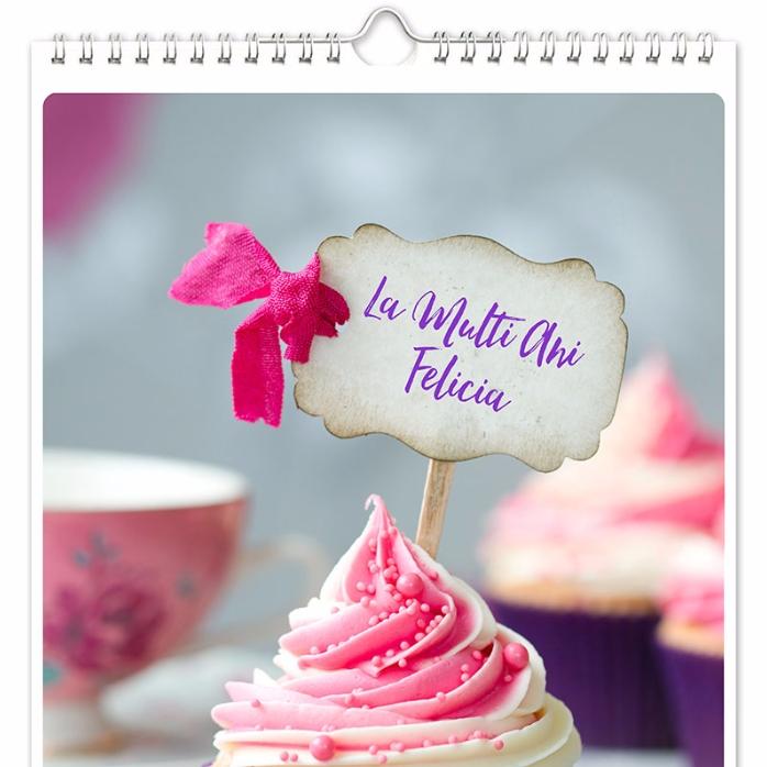 Calendar Personalizat Cu Pozele Tale
